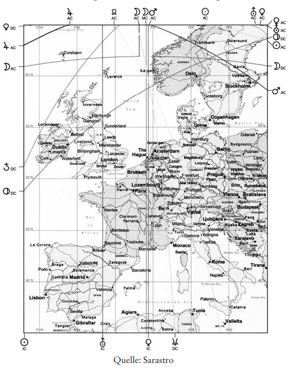 Weltlinien - Sarastro